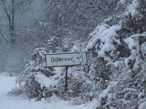 Dąbroszyn - to moje miejsce :-)